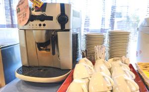 写真:コーヒーメーカー