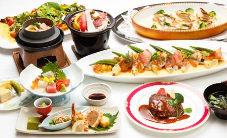 写真:宴会料理イメージ